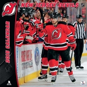 New Jersey Devils Calendars