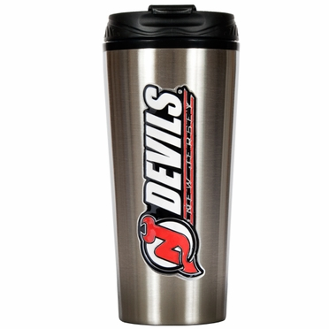New Jersey Devils 16 oz. Thermo Travel Tumbler