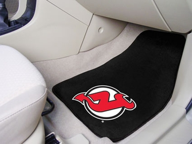 New Jersey Devils 2 Piece Car Mats
