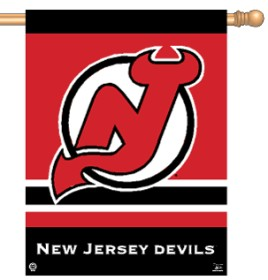 "New Jersey Devils 27""x37"" Banner"