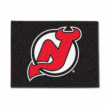 New Jersey Devils 34 x 45 Rug