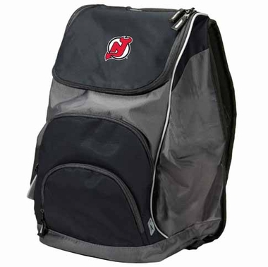 New Jersey Devils Action Backpack (Color: Black)