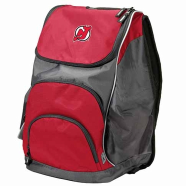 New Jersey Devils Action Backpack (Color: Red)