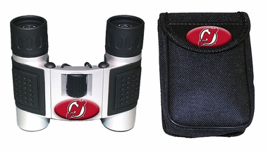 New Jersey Devils Binoculars and Case