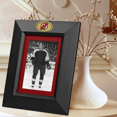 New Jersey Devils BLACK Portrait Picture Frame