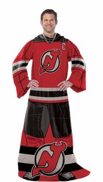 New Jersey Devils Comfy Wrap (Uniform)