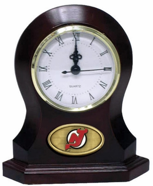 New Jersey Devils Desk Clock
