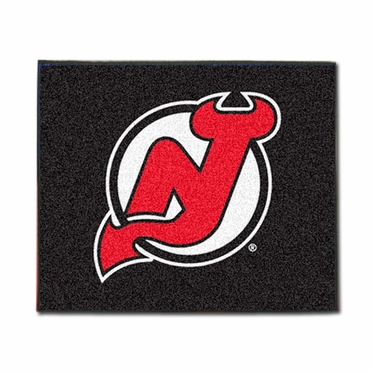 New Jersey Devils Economy 5 Foot x 6 Foot Mat