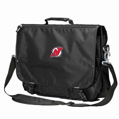 New Jersey Devils Executive Attache Messenger Bag
