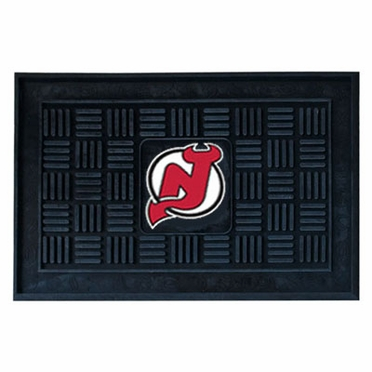 New Jersey Devils Heavy Duty Vinyl Doormat