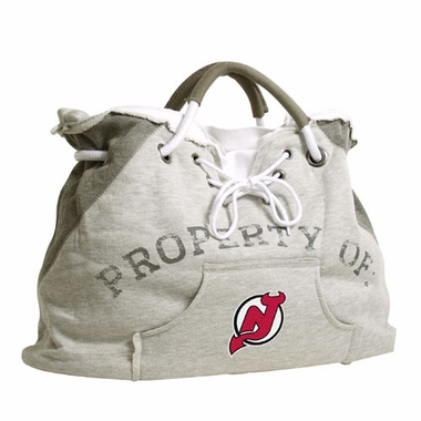 New Jersey Devils Property of Hoody Tote