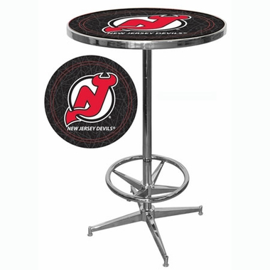 New Jersey Devils Pub Table