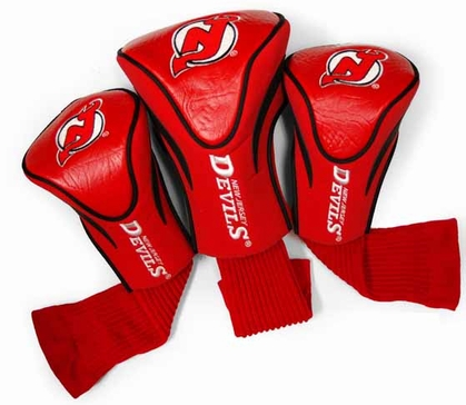 New Jersey Devils Set of Three Contour Headcovers