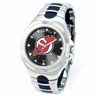 New Jersey Devils Victory Mens Watch