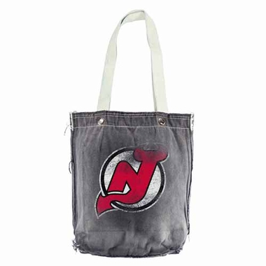 New Jersey Devils Vintage Shopper (Black)