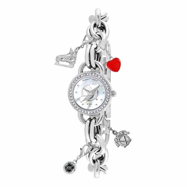 New Jersey Devils Women's Charm Watch