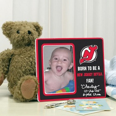 New Jersey Devils Youth Picture Frame