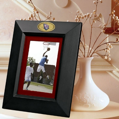 New Jersey Nets BLACK Portrait Picture Frame