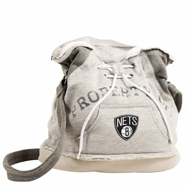 Brooklyn Nets Property of Hoody Duffle