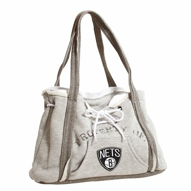 Brooklyn Nets Property of Hoody Purse