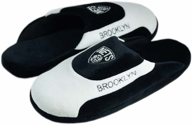 Brooklyn Nets Low Pro Scuff Slippers