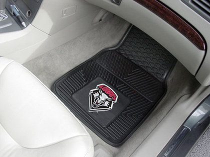 New Mexico 2 Piece Heavy Duty Vinyl Car Mats