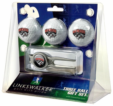 New Mexico 3 Ball Gift Pack With Kool Tool