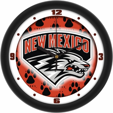 New Mexico Dimension Wall Clock