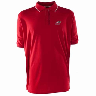 New Mexico Mens Elite Polo Shirt (Team Color: Red)