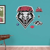 University of New Mexico Wall Decorations