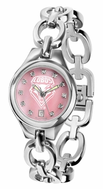 New Mexico Women's Eclipse Mother of Pearl Watch
