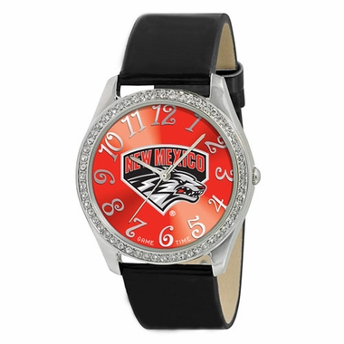 New Mexico Women's Glitz Watch
