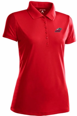 New Mexico Womens Pique Xtra Lite Polo Shirt (Team Color: Red)