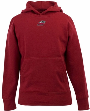 New Mexico YOUTH Boys Signature Hooded Sweatshirt (Team Color: Red)