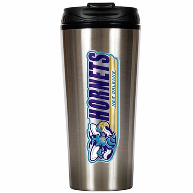 New Orleans Hornets 16 oz. Thermo Travel Tumbler