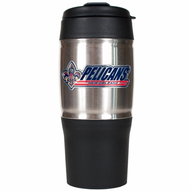 New Orleans Pelicans 18oz Oversized Travel Tumbler