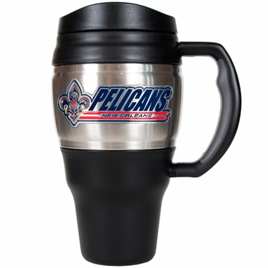 New Orleans Pelicans 20oz Oversized Travel Mug
