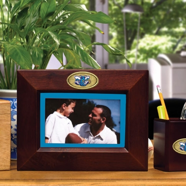 New Orleans Hornets BROWN Landscape Picture Frame