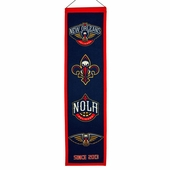 New Orleans Pelicans Wall Decorations