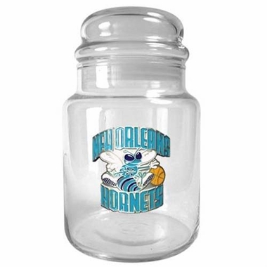 New Orleans Hornets Pellicans Candy Jar