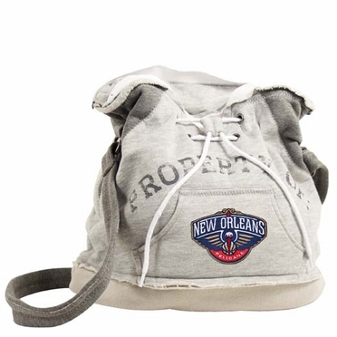 New Orleans Pelicans Property of Hoody Duffle