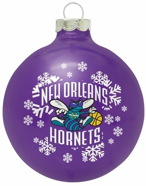 New Orleans Hornets Traditional Ornament