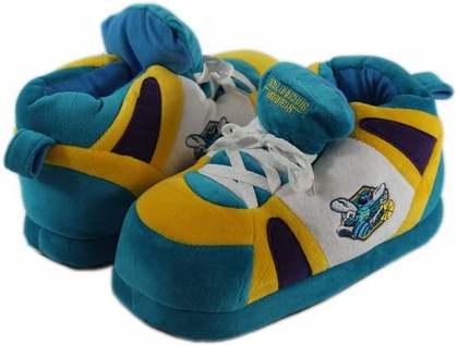 New Orleans Hornets UNISEX High-Top Slippers