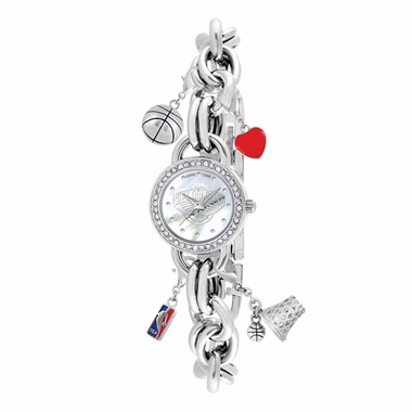New Orleans Pelicans Women's Charm Watch