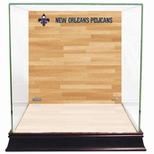 New Orleans Pelicans Display Cases