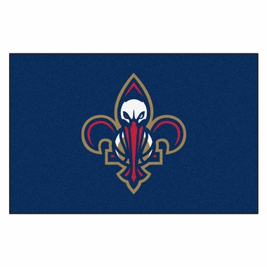 New Orleans Pelicans 20 x 30 Rug