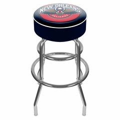 New Orleans Pellicans Barstool