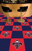 New Orleans Pelicans Game Room