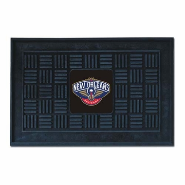 New Orleans Pelicans Heavy Duty Vinyl Doormat