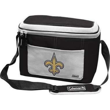 New Orleans Saints 12 Can Soft Side Cooler